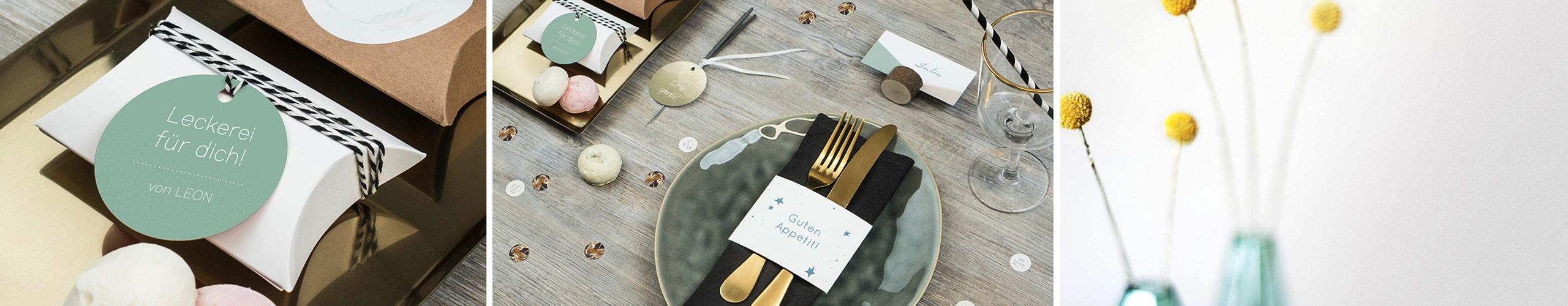 Moderne Deko Zur Konfirmation Ausgefallene Tischdeko Und Mehr