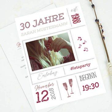 Geburtstag Online Planen Und Gestalten