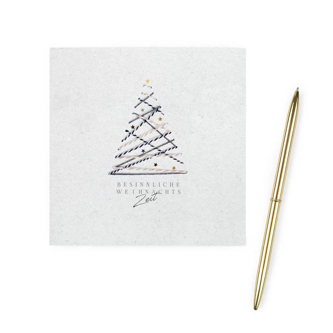 Weihnachtsgrüße Privat.Weihnachtskarten Für Festliche Grüße Und Wünsche Selbst Gestalten