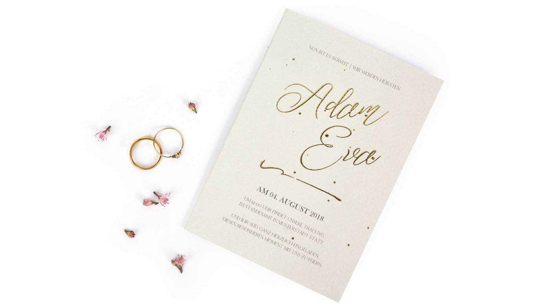Hochzeit Planen Und Gestalten Traumhafte Hochzeitskarten Von