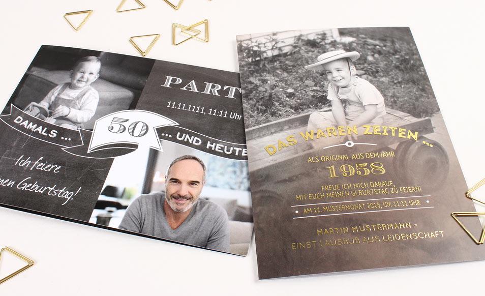 einladungskarten selbst online gestalten und drucken. Black Bedroom Furniture Sets. Home Design Ideas
